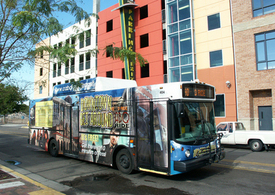 Albuquerque Wheelchair-Bound Woman Says She is Banned From City Buses