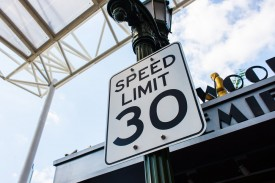 Will Fort Worth Police Enforcement of New Speed Limits Help Reduce Accidents?