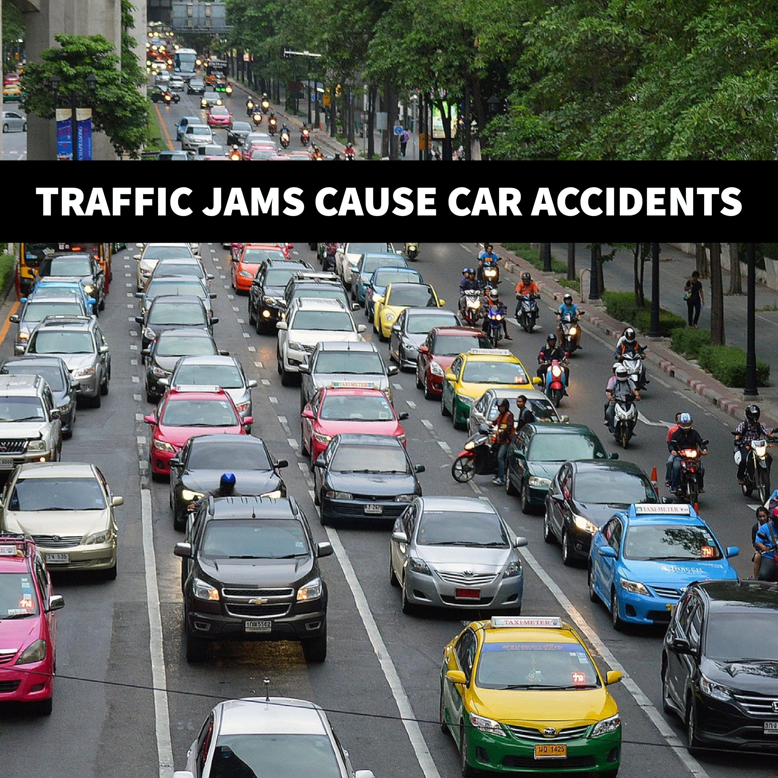 Traffic Jams Are More Than A Nuisance Says Boca Car